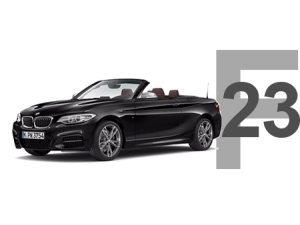 Serie 2 (F23) Cabriolet
