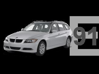Serie 3 (E91) Touring