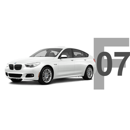 Serie 5 (F07) GT