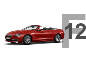 Serie 6 (F12) Cabriolet