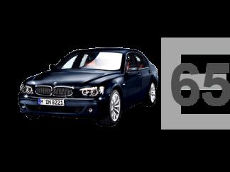 Serie 7 (E65) Berlina