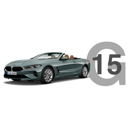 Serie 8 (G15) Coupe
