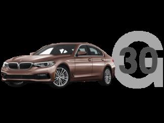 Serie 5 (G30) Berlina